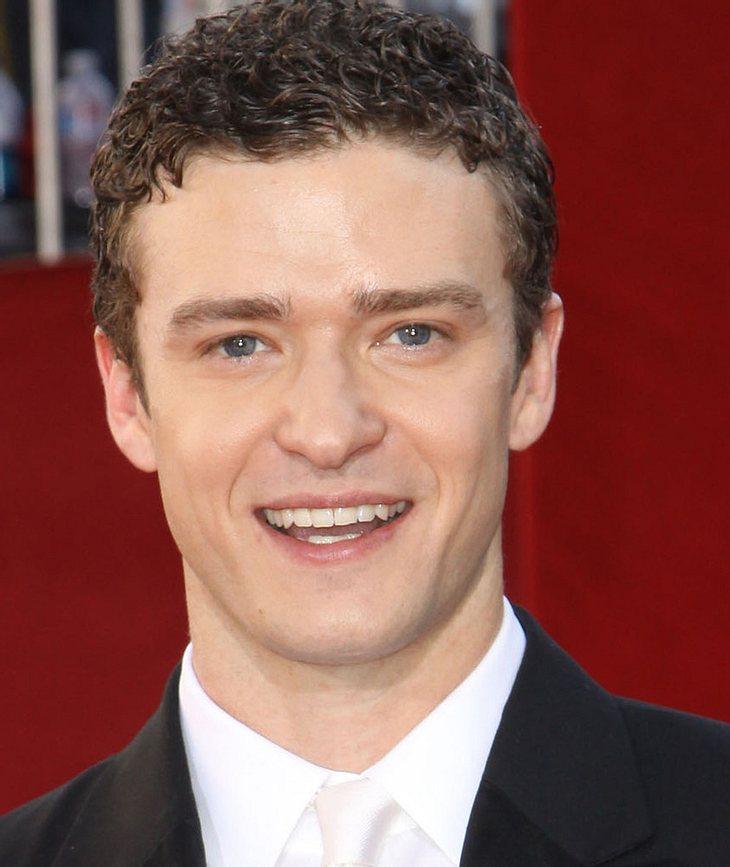 Justin Timberlake ist Harvards Mann des Jahres