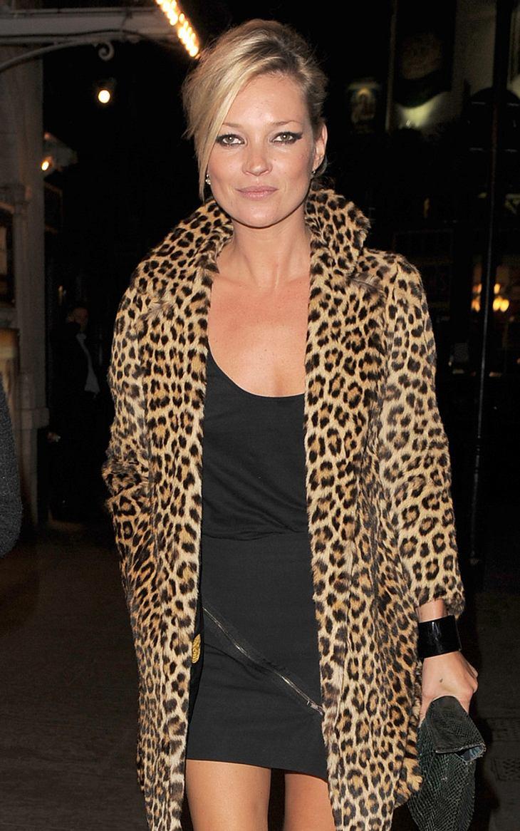 Kate Moss geht in die Musik