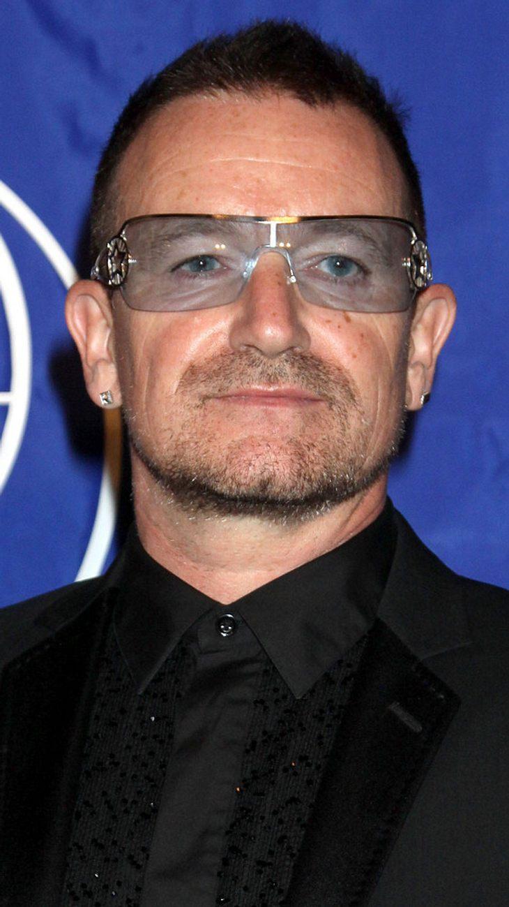 "The Edge: ""Bono ist wieder in Form"""