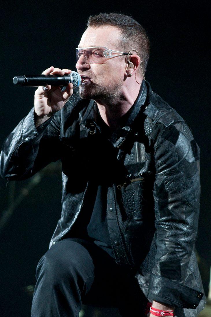 U2 bringen Welttournee nach Australien