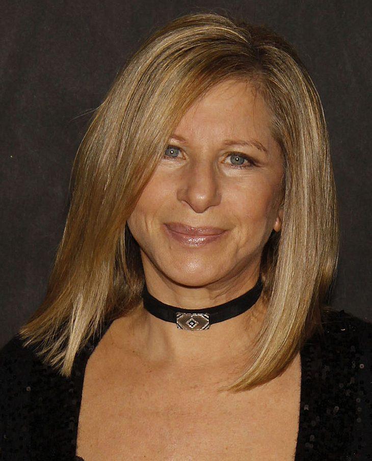 Barbra Streisand begeistert von Jennifer Anistons Nachahmung