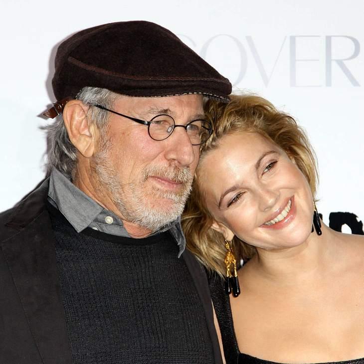 Drew Barrymore suchte Rat bei Steven Spielberg