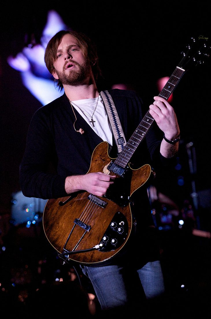 Kings Of Leon-Star Caleb Followill heiratet