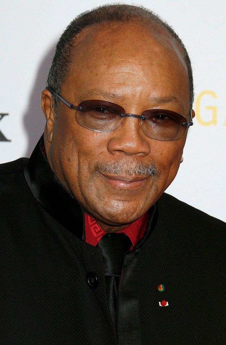 Stars stehen Schlange für neues Quincy Jones-Album