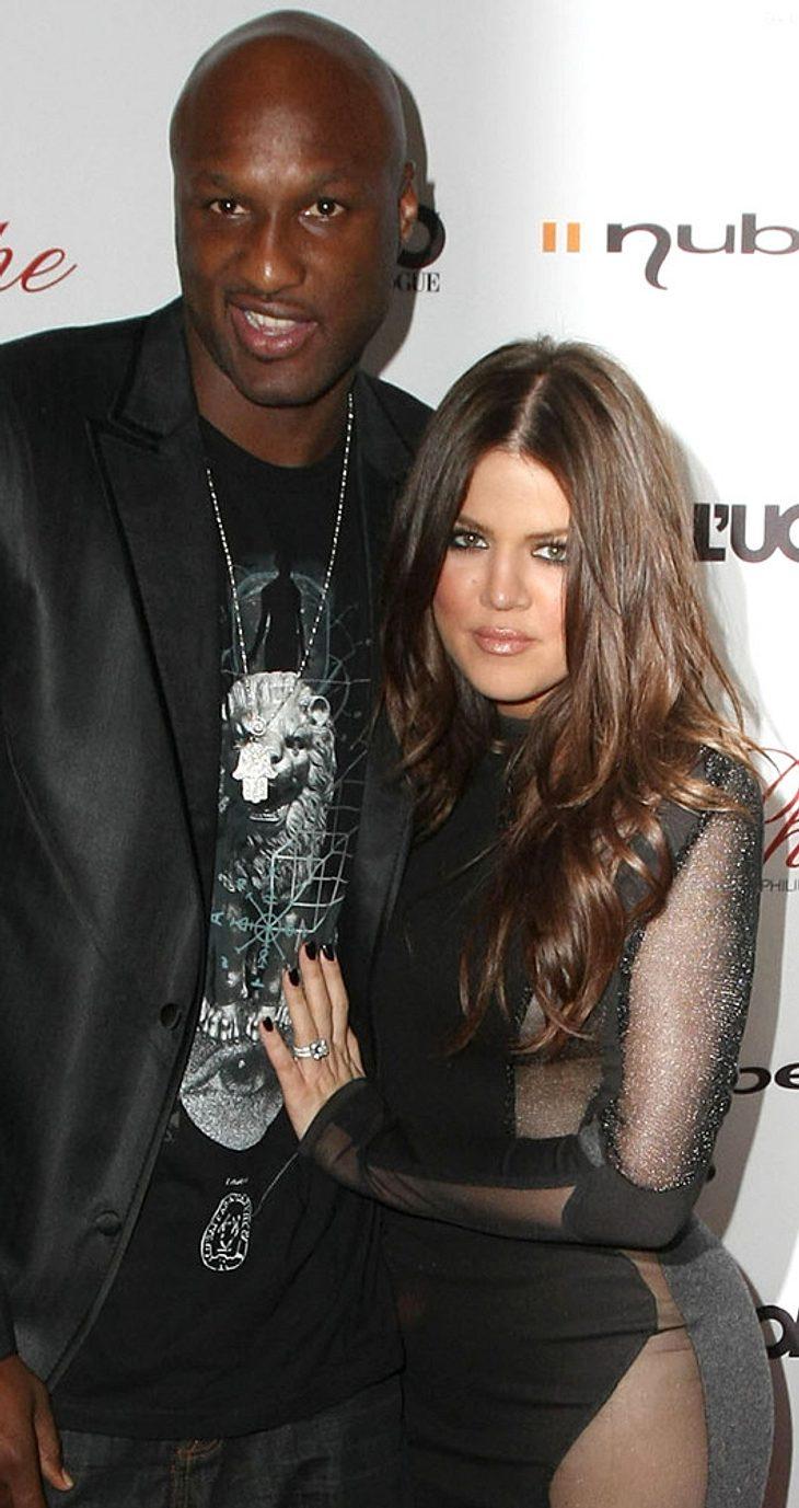 Khloe Kardashian macht ihrem Mann ein riesiges Geschenk