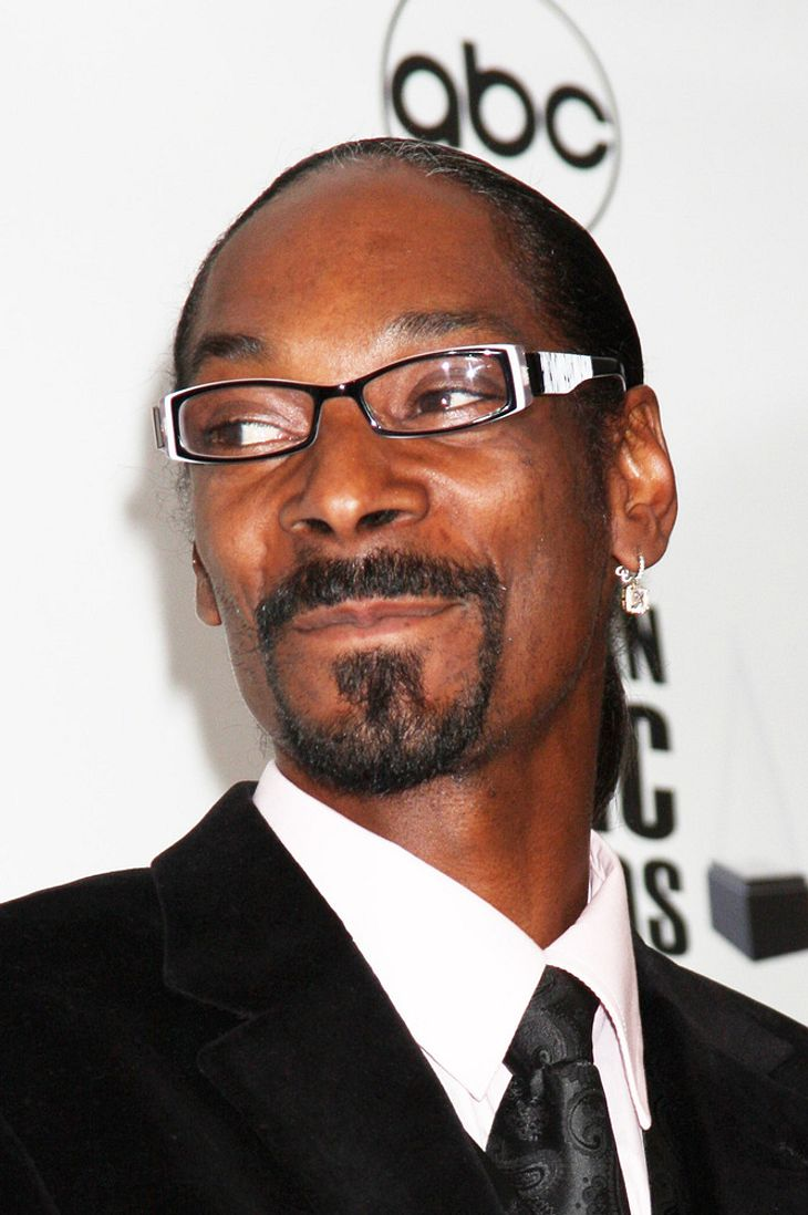 Snoop Dogg an der Wall Street