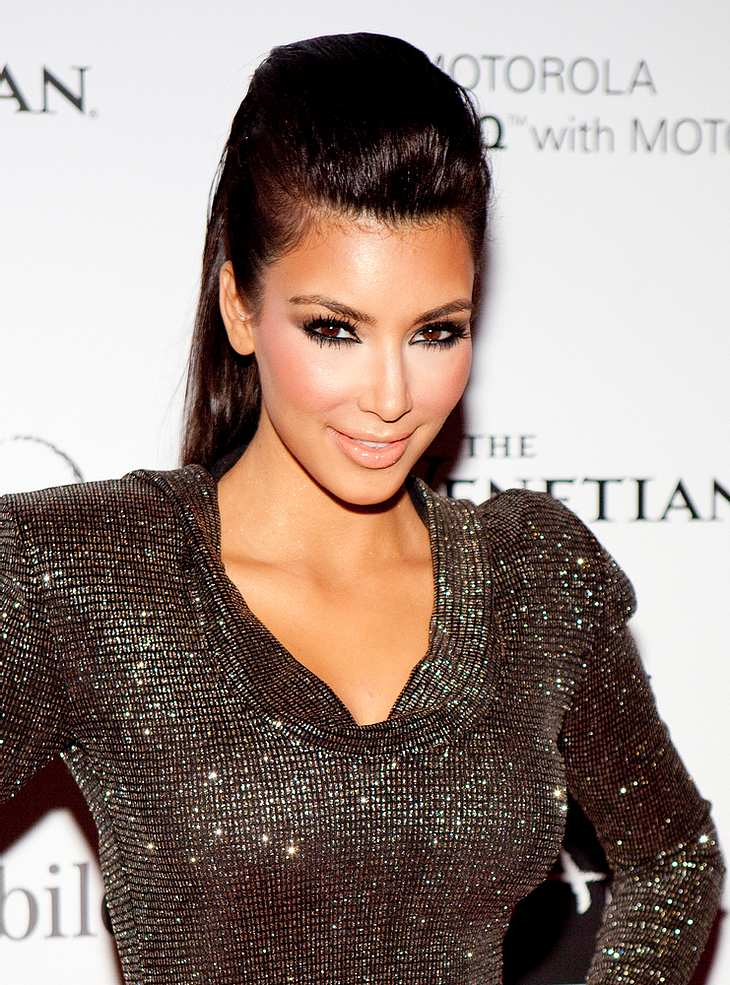 Kim Kardashian schmiedet Baby-Pläne