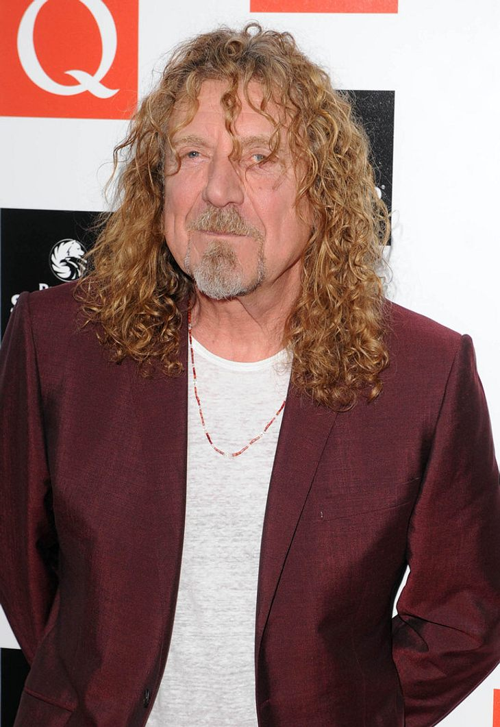 Led Zeppelin beim Glastonbury 2010?