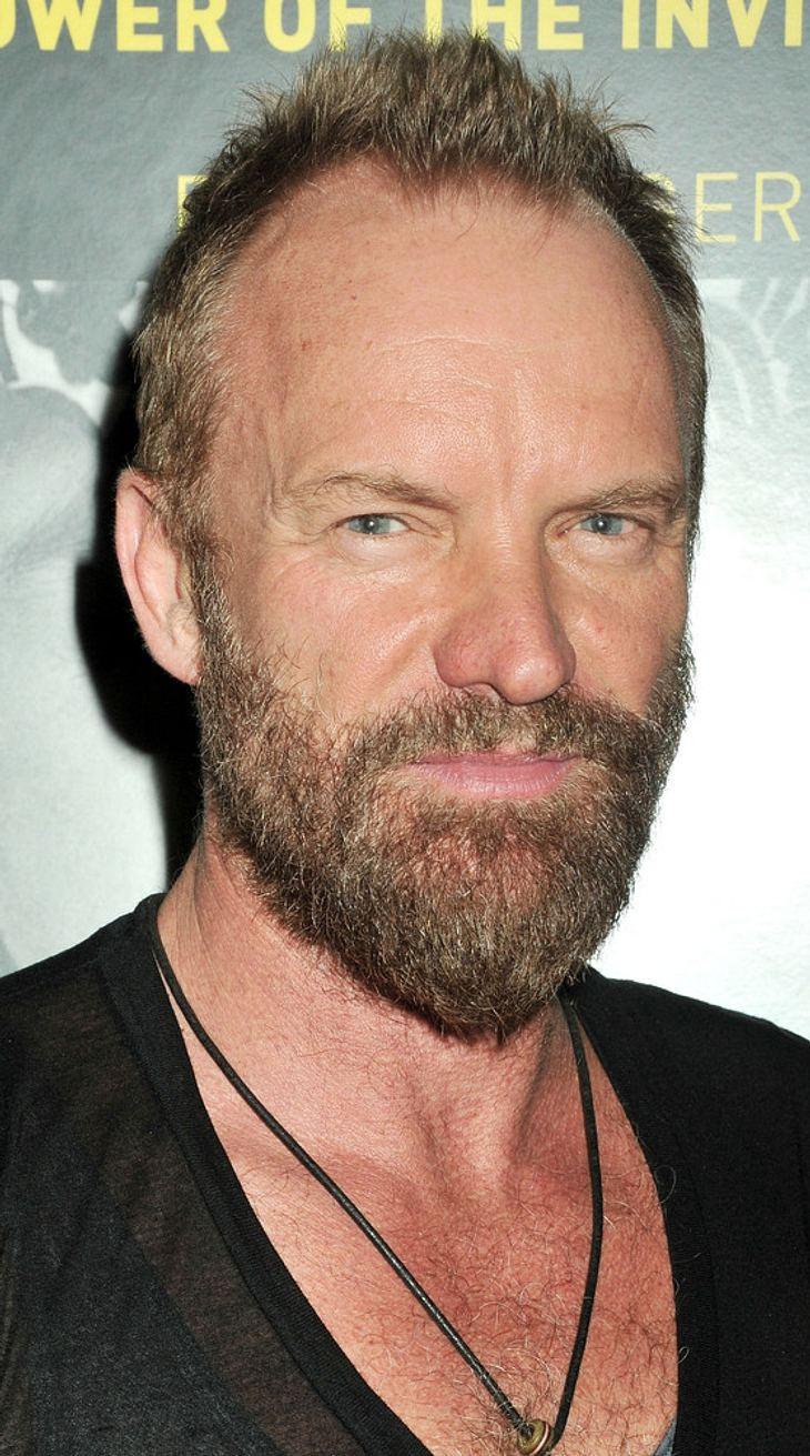 Sting will sein Leben vermusicaln