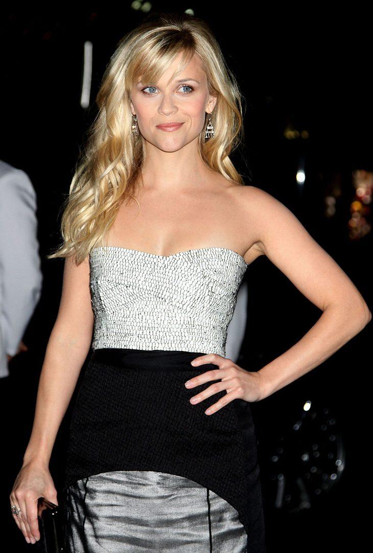 Witherspoon sammelt Geld für Frauen-Charity