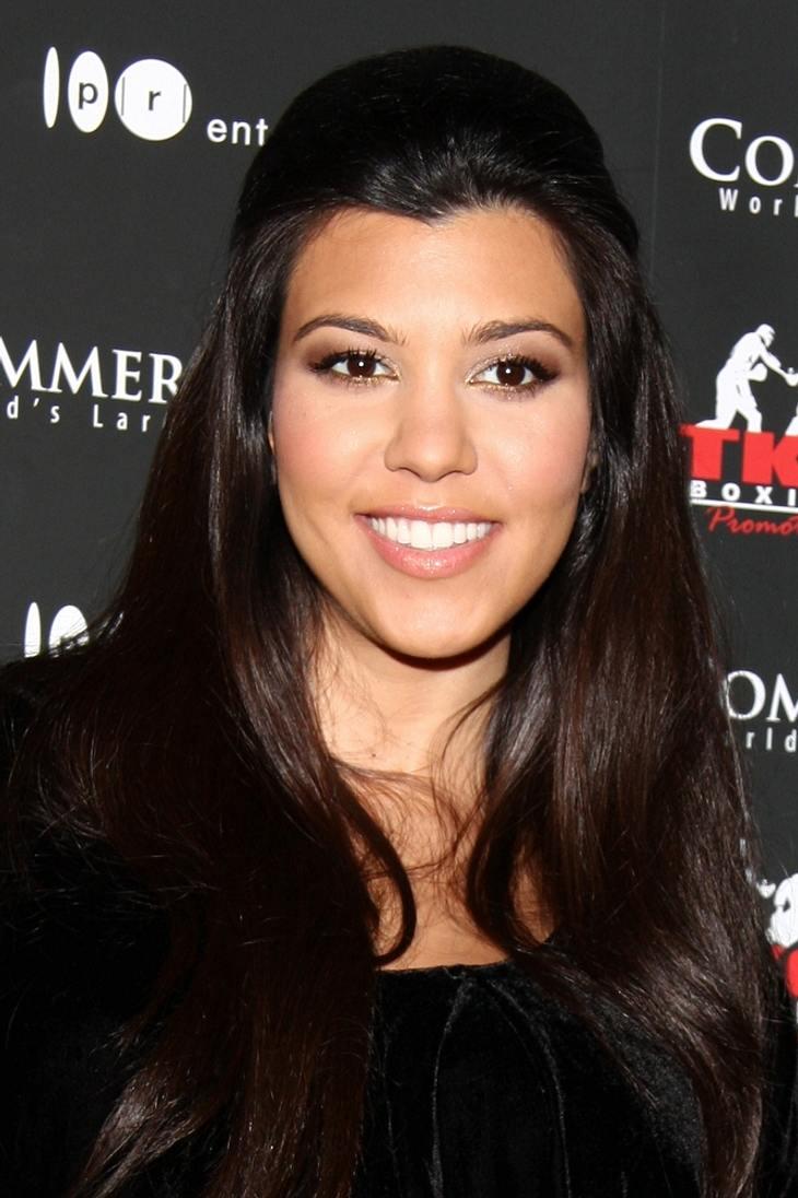 Kourtney Kardashian ist Mama