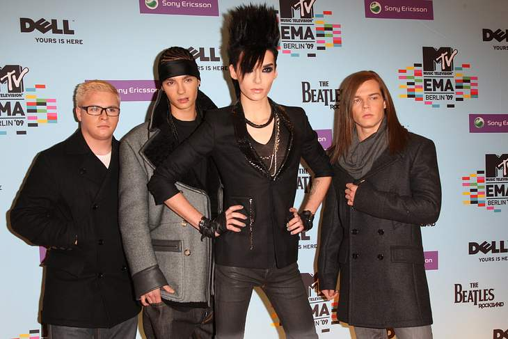 Tokio Hotel-Zwillinge: Umzug nach L.A.