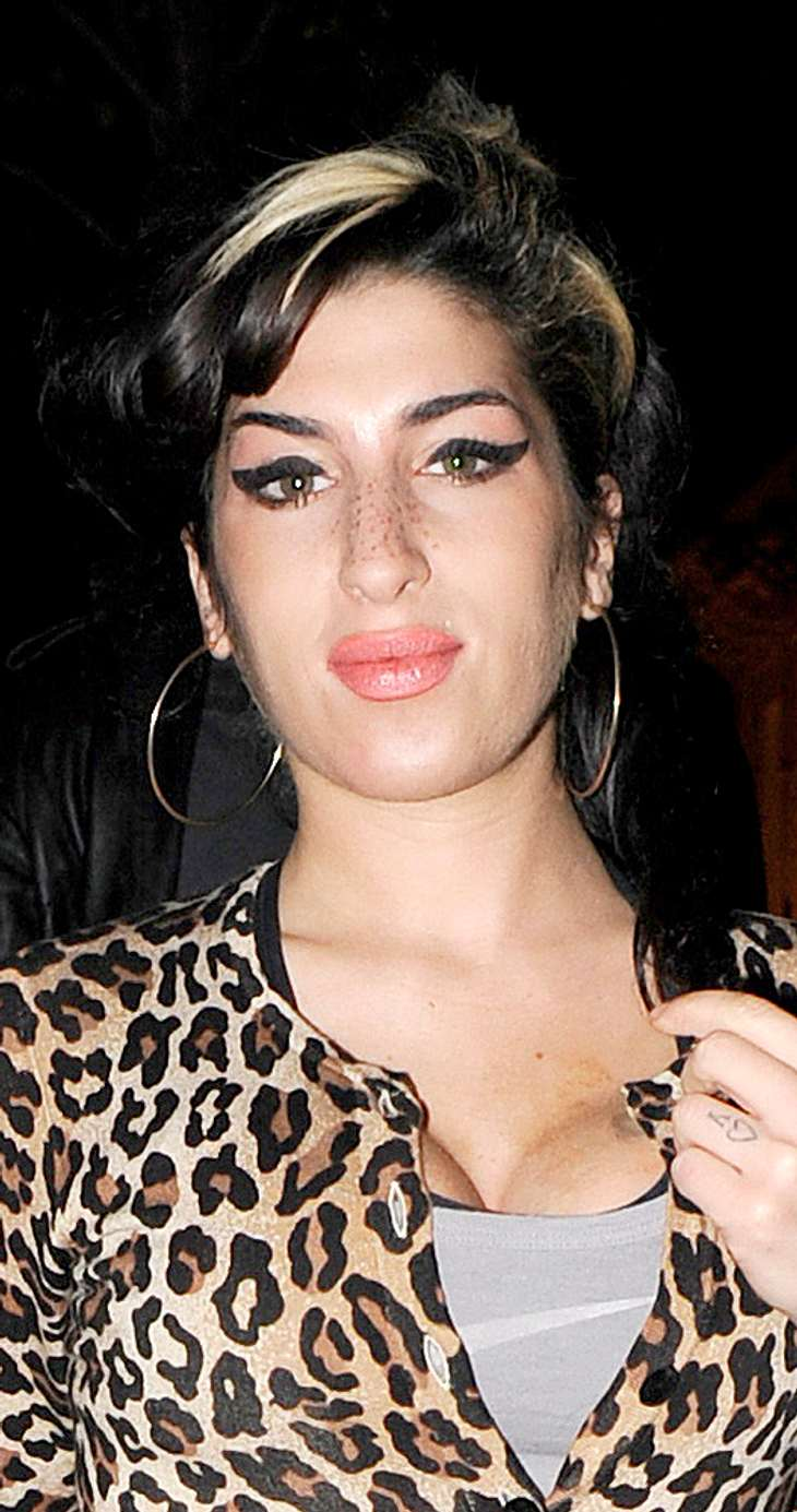 Ex-Schwiegermutter: Winehouse geht zurück zu Blake