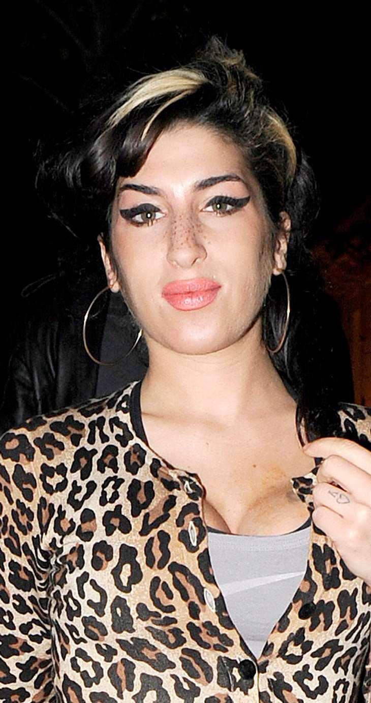 Erschöpfung: Winehouse zusammengebrochen