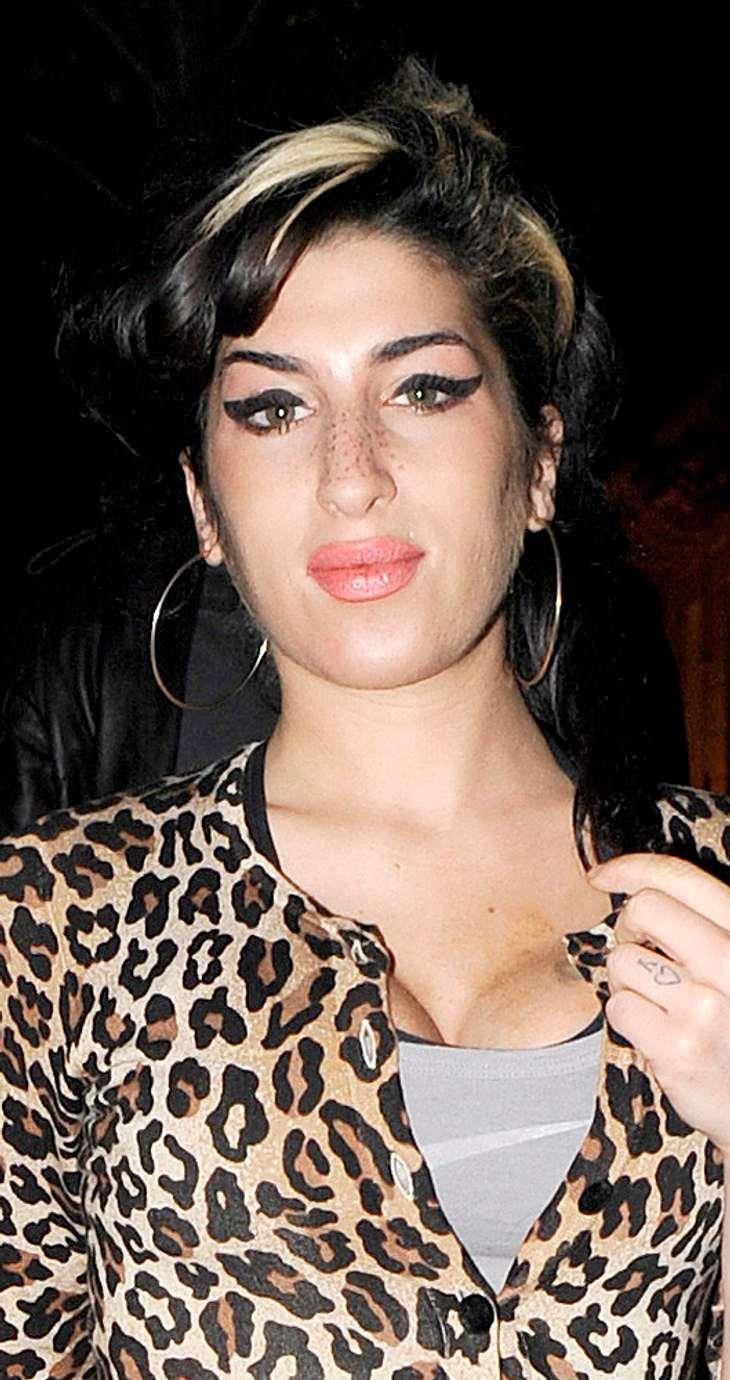 Amy Winehouse aus Krankenhaus entlassen