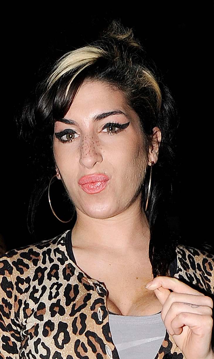 Kein Duett von Amy Winehouse und Lady Gaga