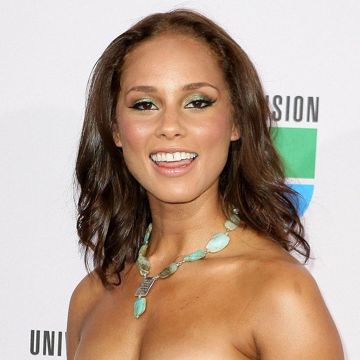 Alicia Keys ist seit Oktober Mutter eines Sohnes.