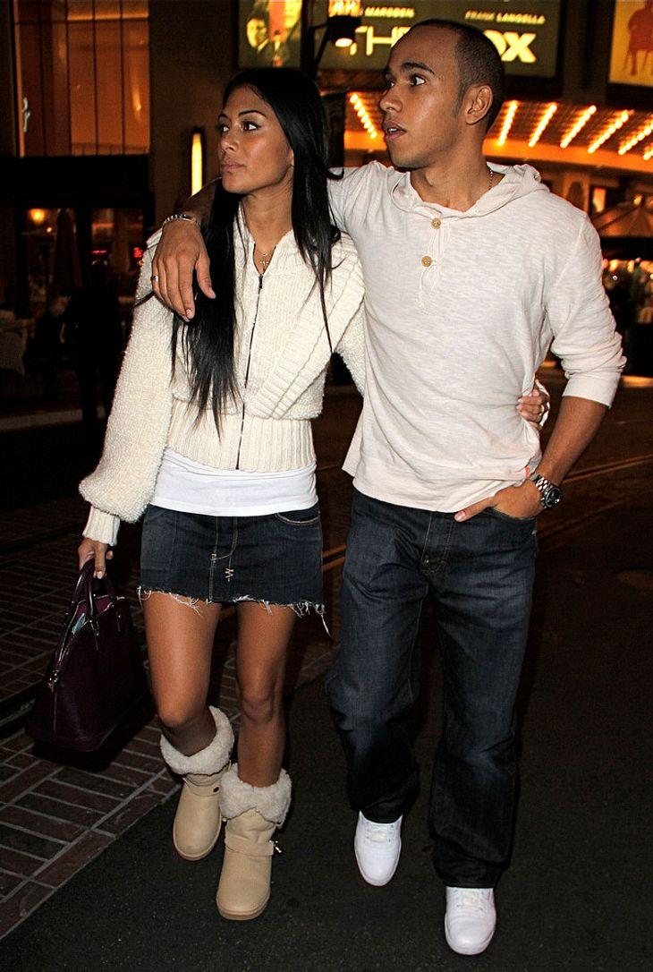 Lewis Hamilton bestätigt Versöhnung mit Nicole Scherzinger