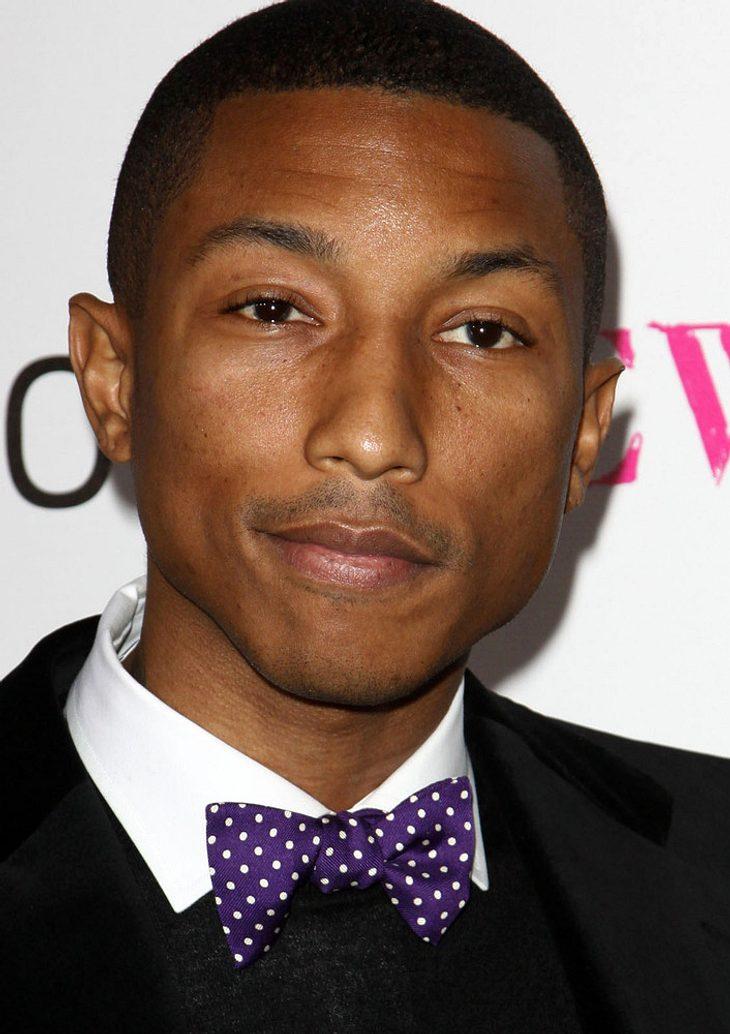 Pharrell hält Hauptrede bei Midem