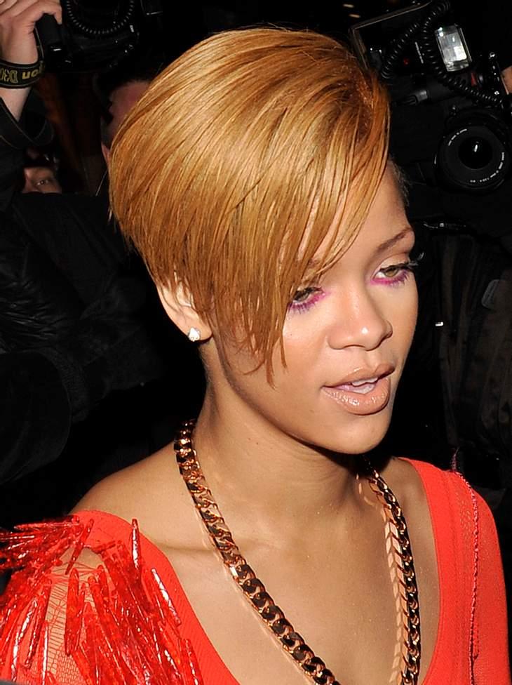 Rihanna bewundert Moss' Style