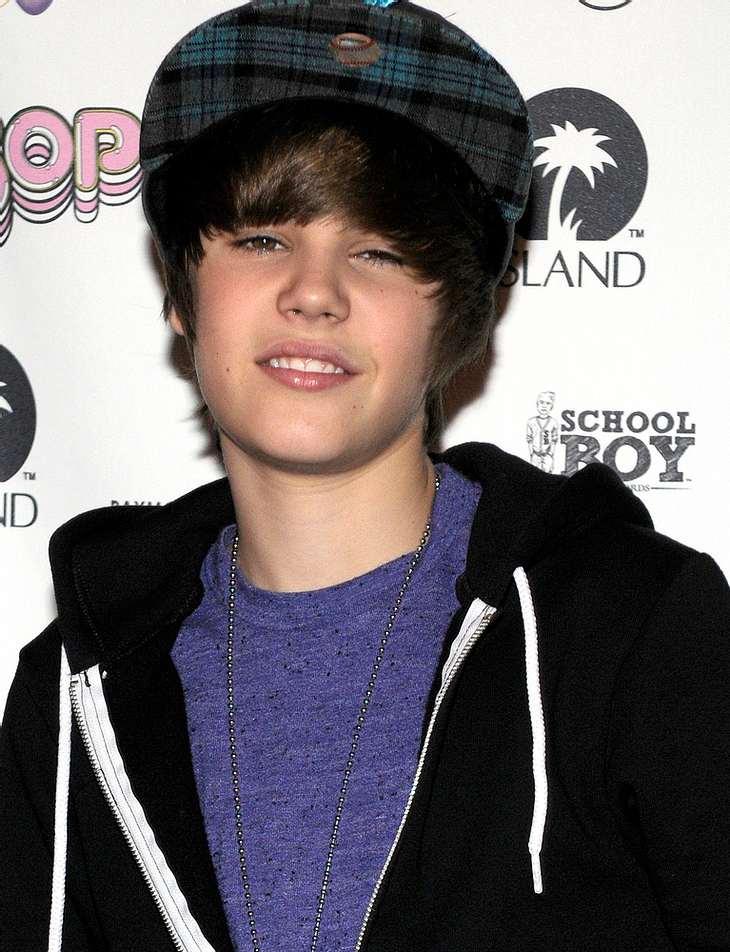 Justin Bieber bricht sich bei Konzert den Fuß