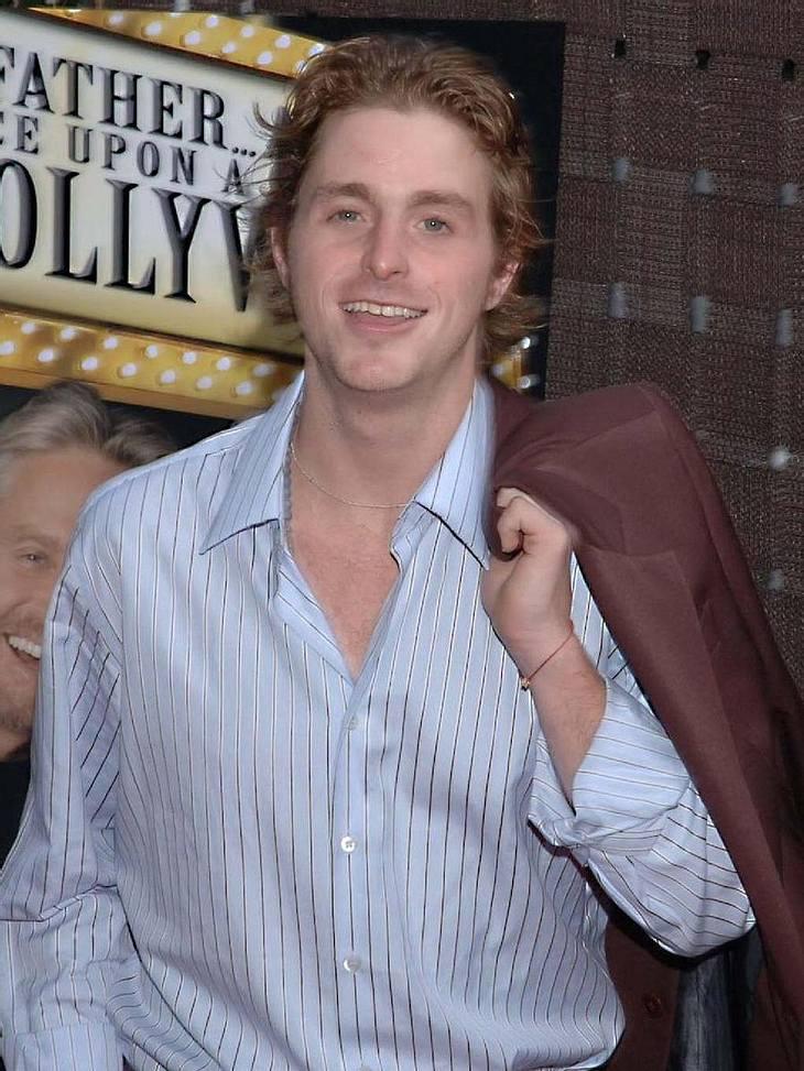 Cameron Douglas, Sohn von Michael Douglas