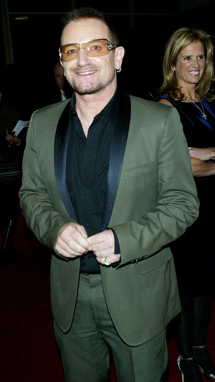 Jay-Z und Bono nehmen Haiti-Song auf