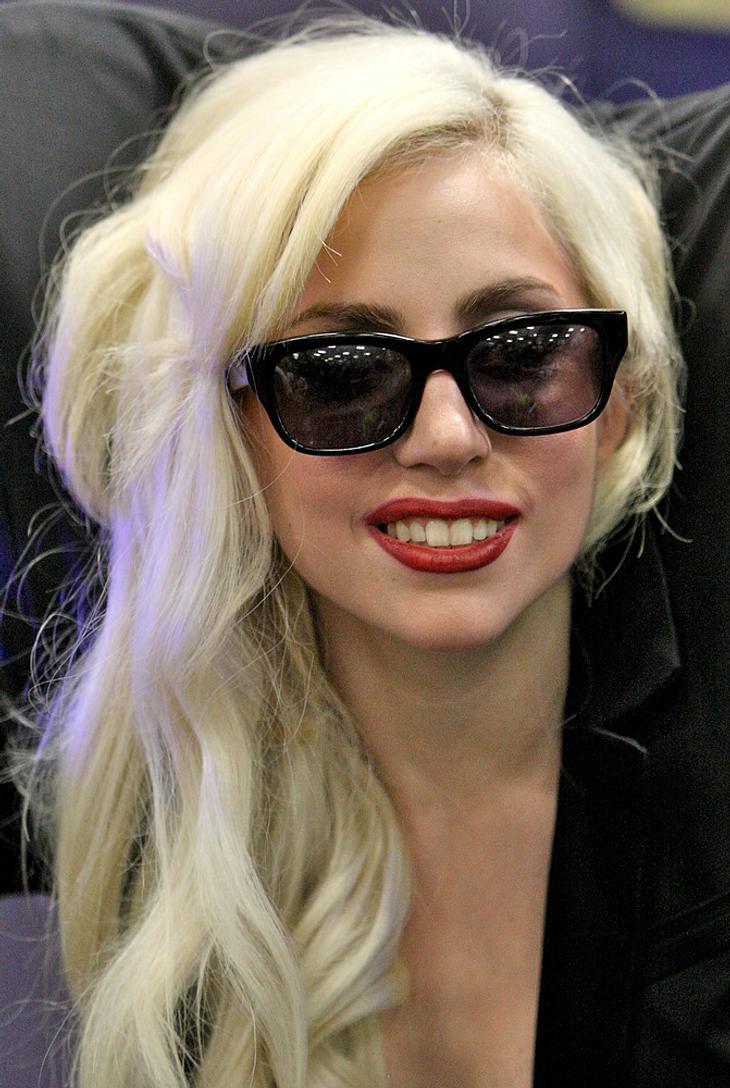 Lady Gagas Pizza-Überraschung für Fans