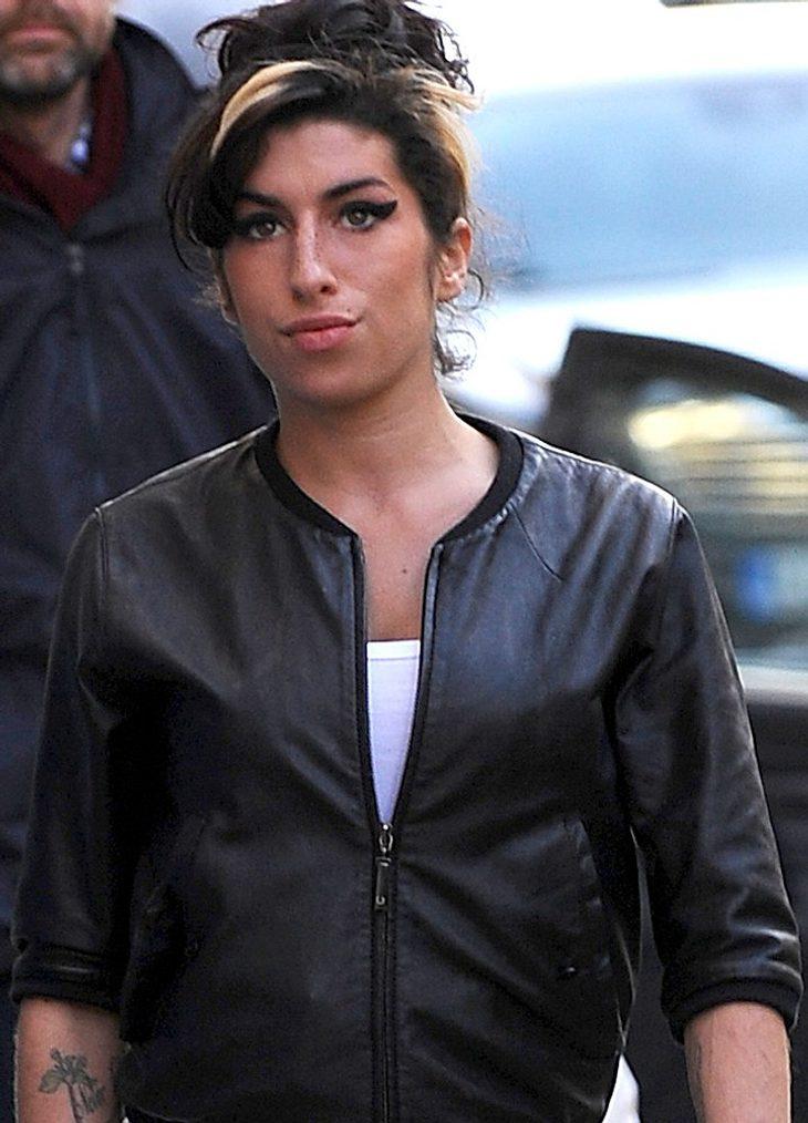 Winehouse: Rendezvous mit Ex-Mann