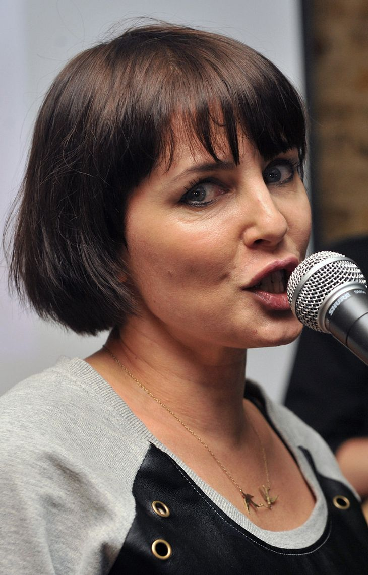 Sadie Frost singt bei Edinburgh Festival
