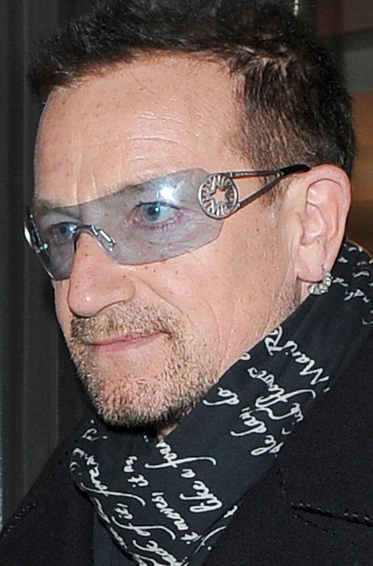 Bonos Ständchen für Sinatra