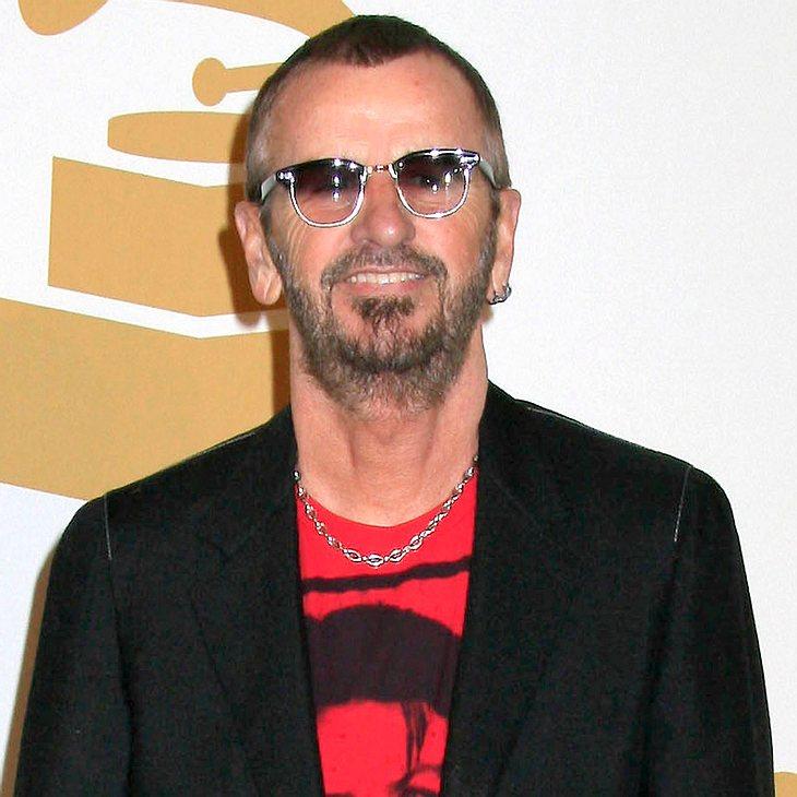 Ringo Starr will Frieden mit Heimatstadt schließen