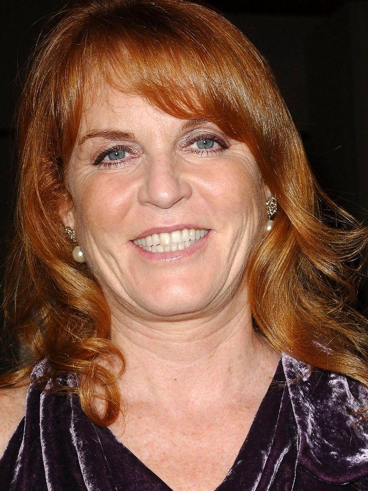 Sarah Ferguson liebäugelt mit TV-Rolle