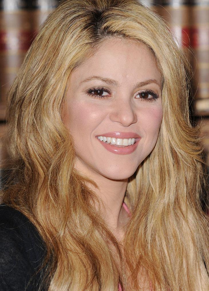 Shakira von WM-Konzert überwältigt