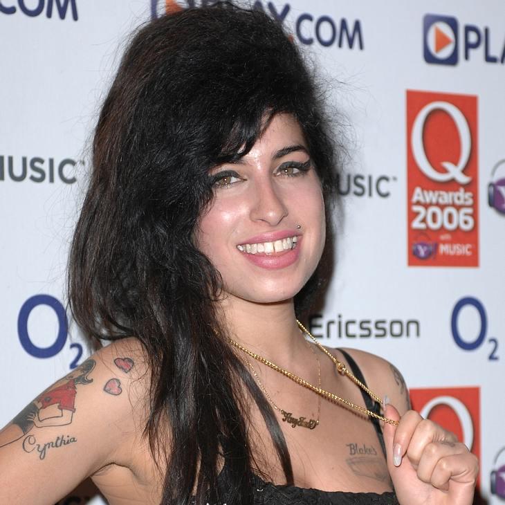 Amy Winehouse wollte ihre Songs nicht singen