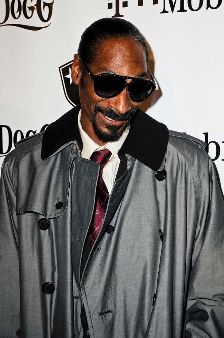 Snoop will Duett mit Madonna oder den Stones