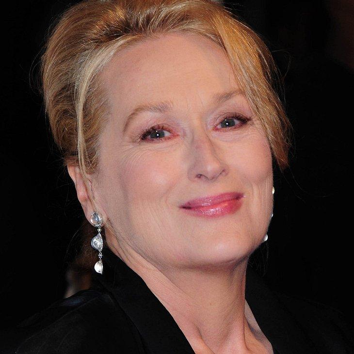 Meryl Streep: Cover-Girl