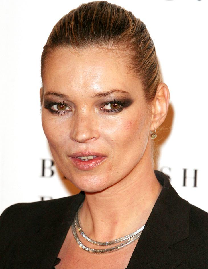 """Kate Moss """"am Boden zerstört"""" über Alexander McQueens Tod"""