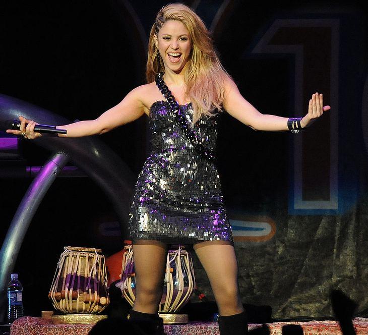 Shakira-Song ist WM-Hymne