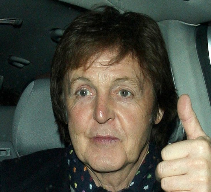 McCartney wollte in Grohls Supergroup