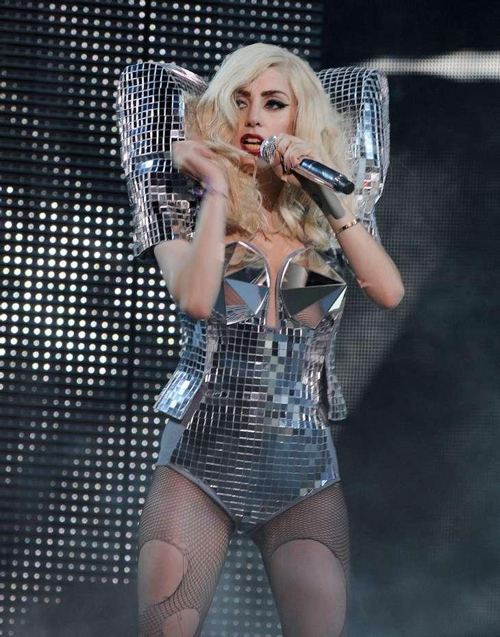 Lady Gagas unvergessliches Weihnachten