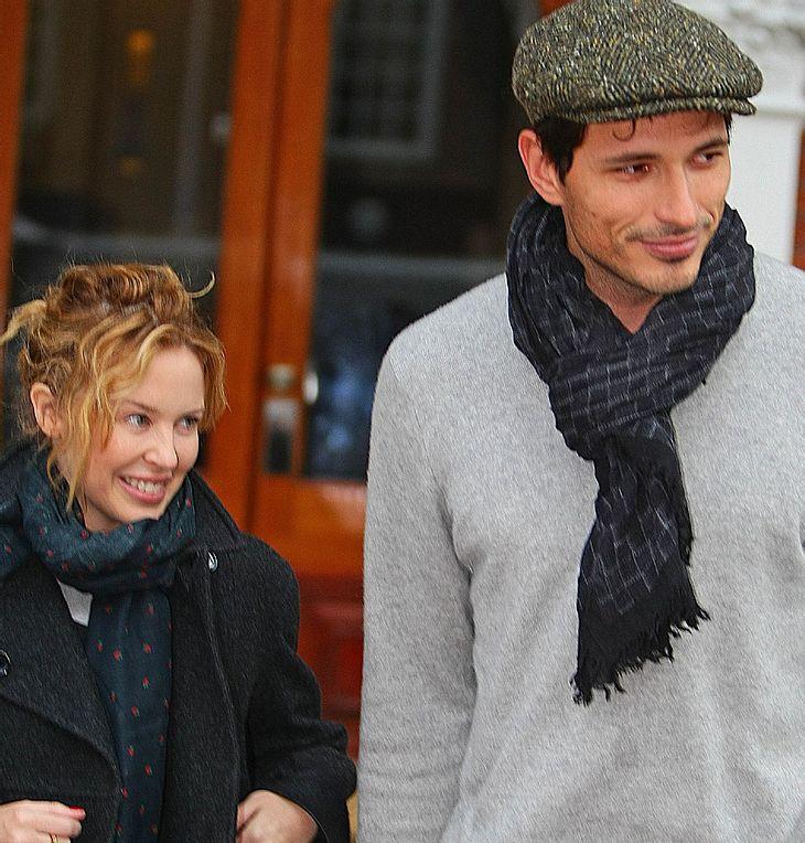 Velencoso will lange Romanze mit Kylie Minogue
