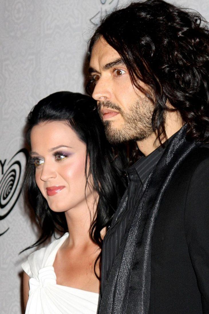 """Russell Brand: """"Katy Perry wird ein brillanter Filmstar werden"""""""