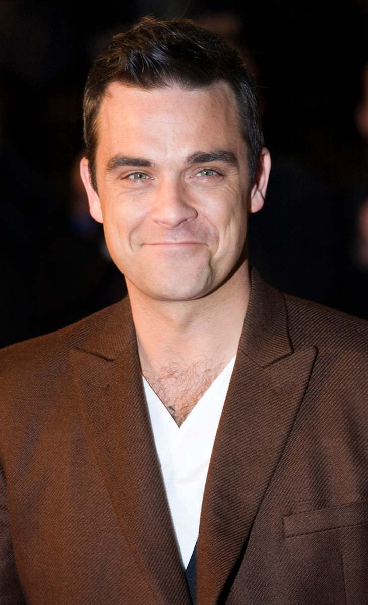 Robbie Williams rockt beim Echo
