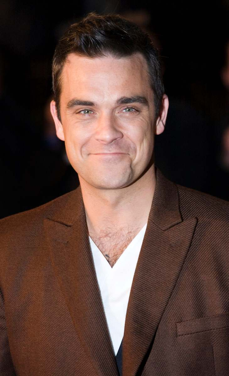 Robbie Williams lobt Oasis-Album