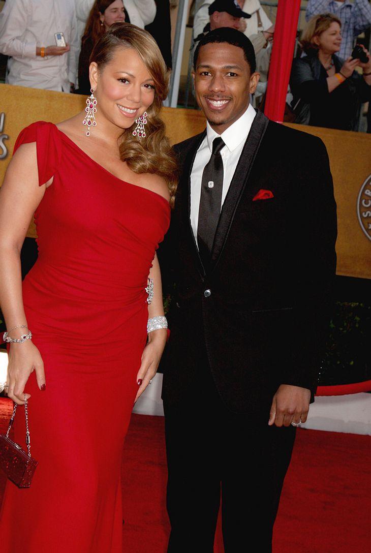Schwangere Mariah Carey muss jetzt flache Schuhe tragen