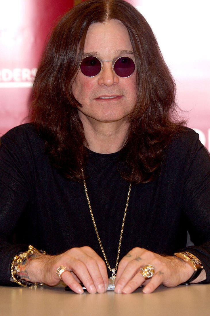 Ozzy Osbourne denkt nicht an Rente