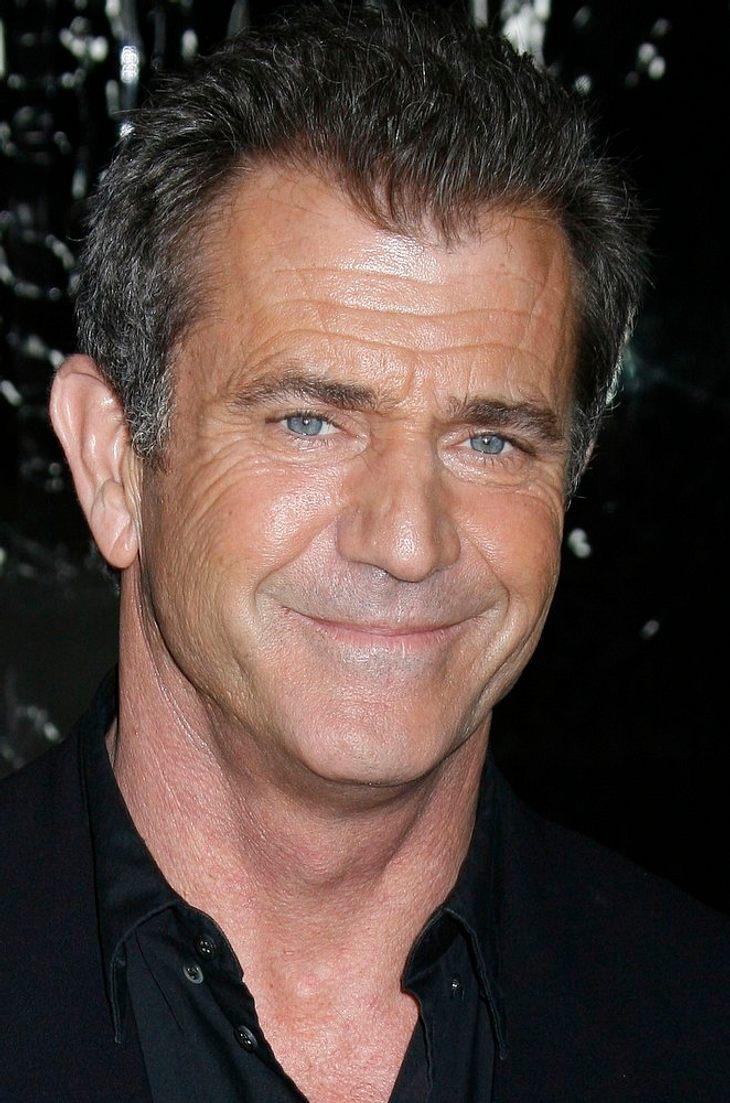 Mel Gibson muss für den Unterhalt tief in die Tasche greifen