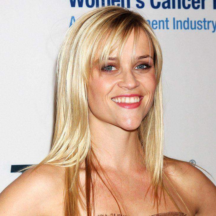 Reese Witherspoon ist sehr glücklich über die Verlobung