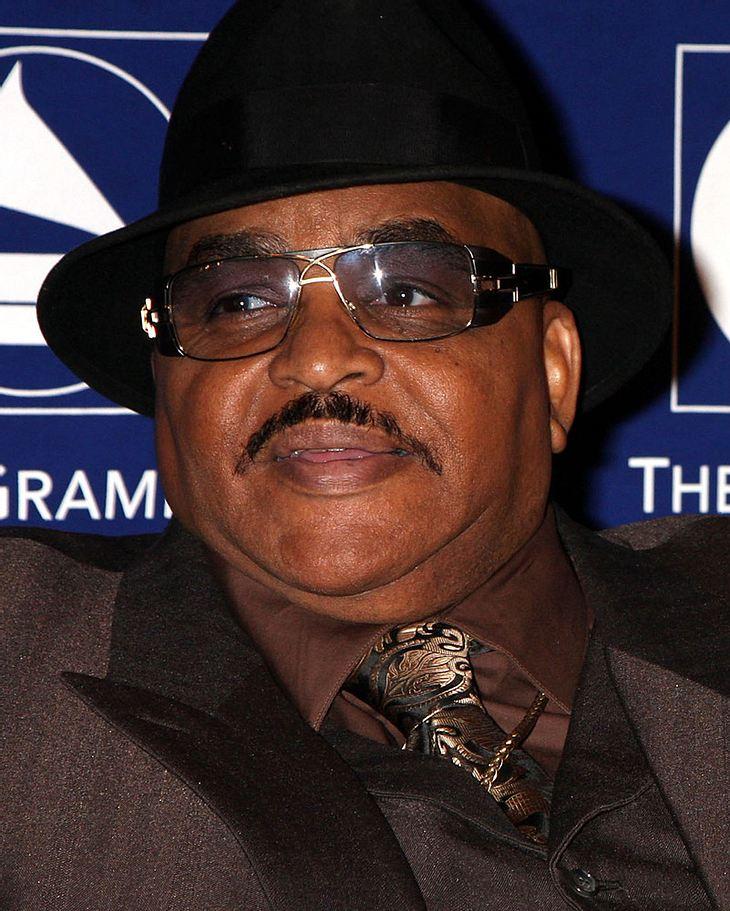 Soul-Star Solomon Burke gestorben